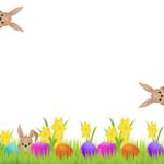 Vœux de Pâques par email 200